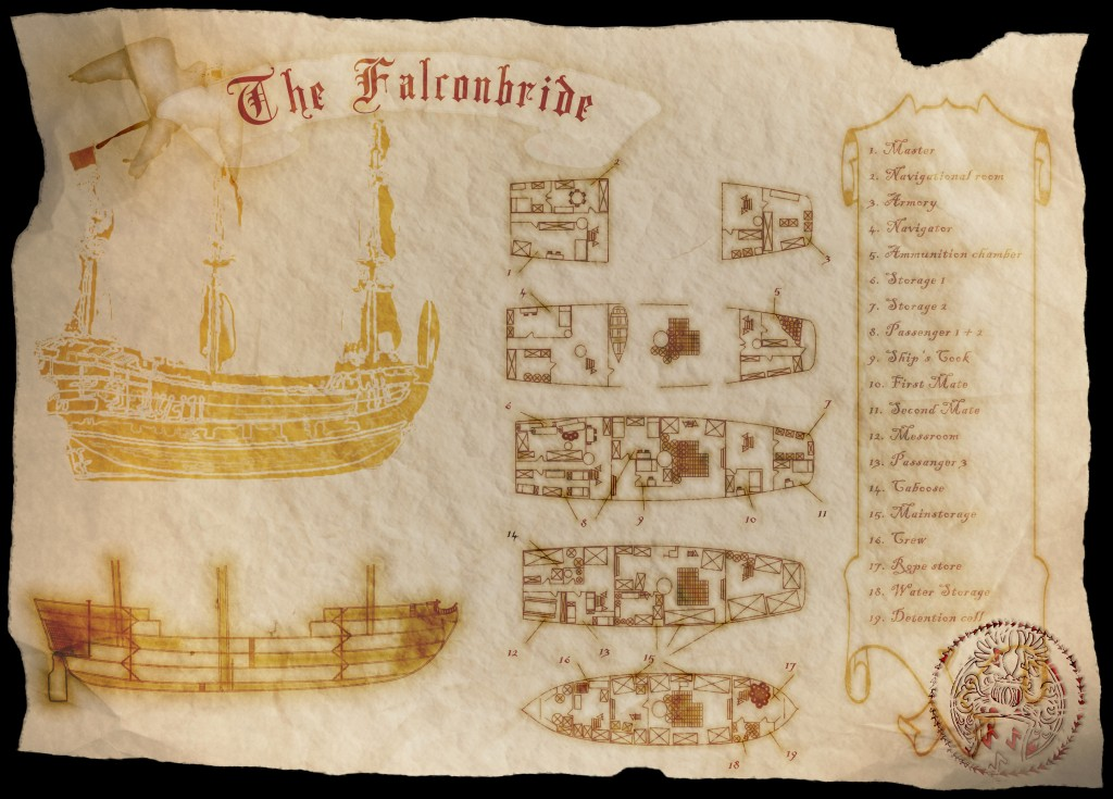 Seelenfaenger Ship english