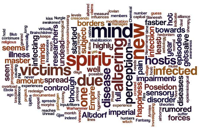 Wordle Mind expanding disease