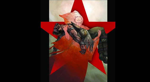 Victory Day - Immortal veteran characters for The Red Star