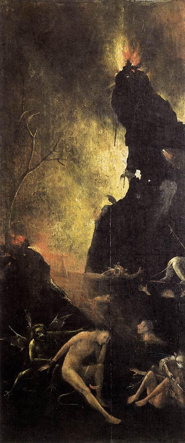 Hieronymus Bosch »Hell«