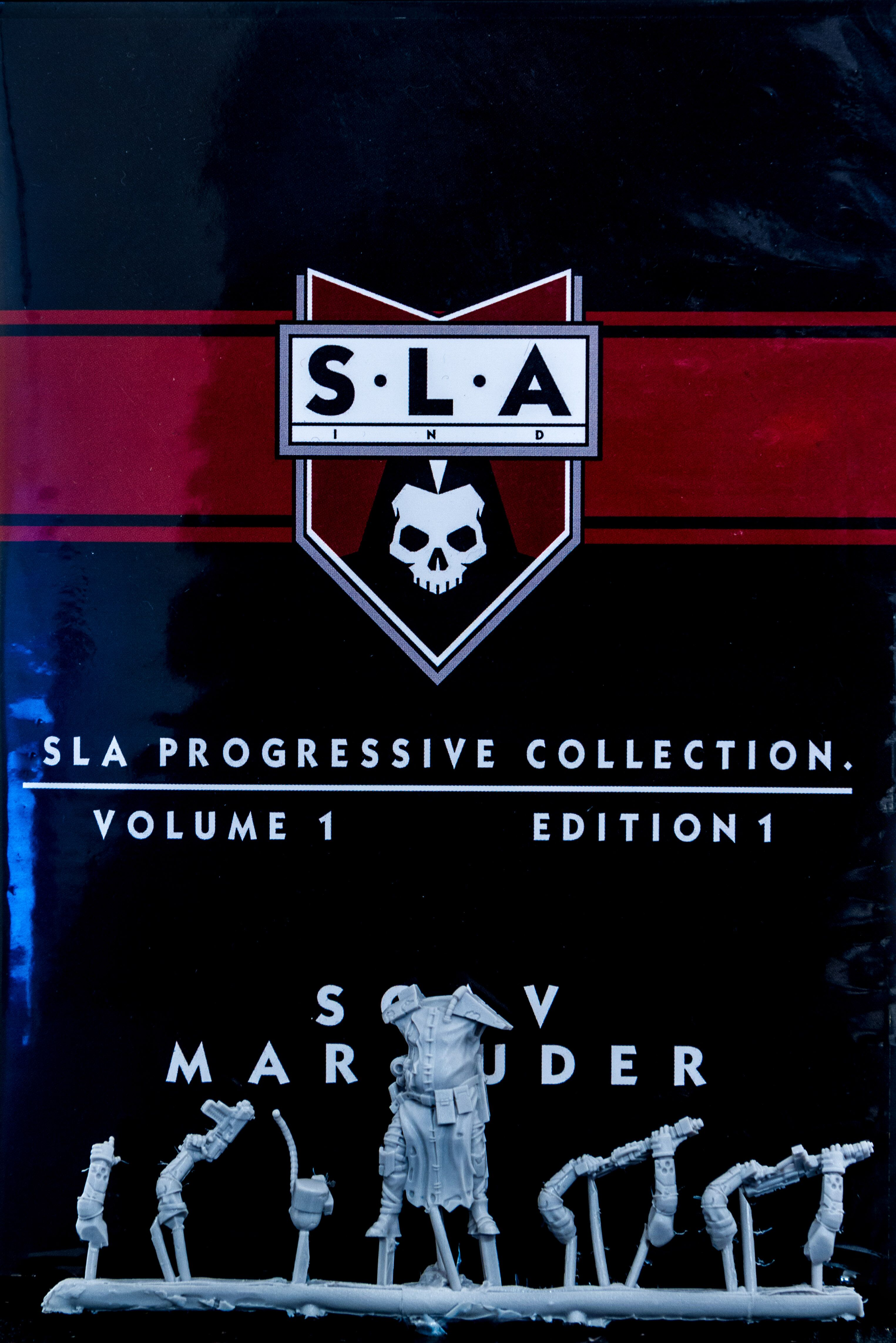 SLA Progressive Collection – Scav Marauder