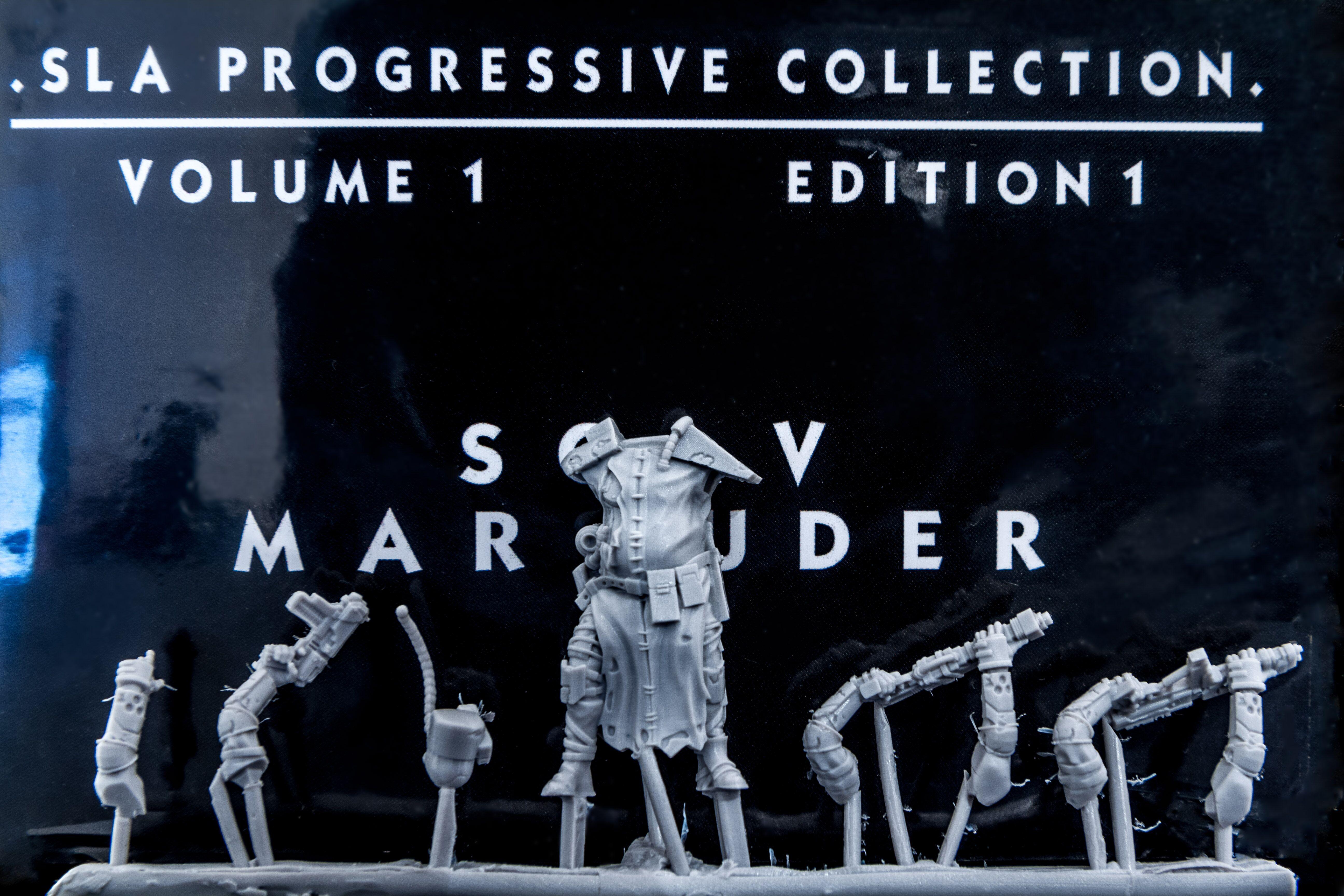 Scav Marauder Front