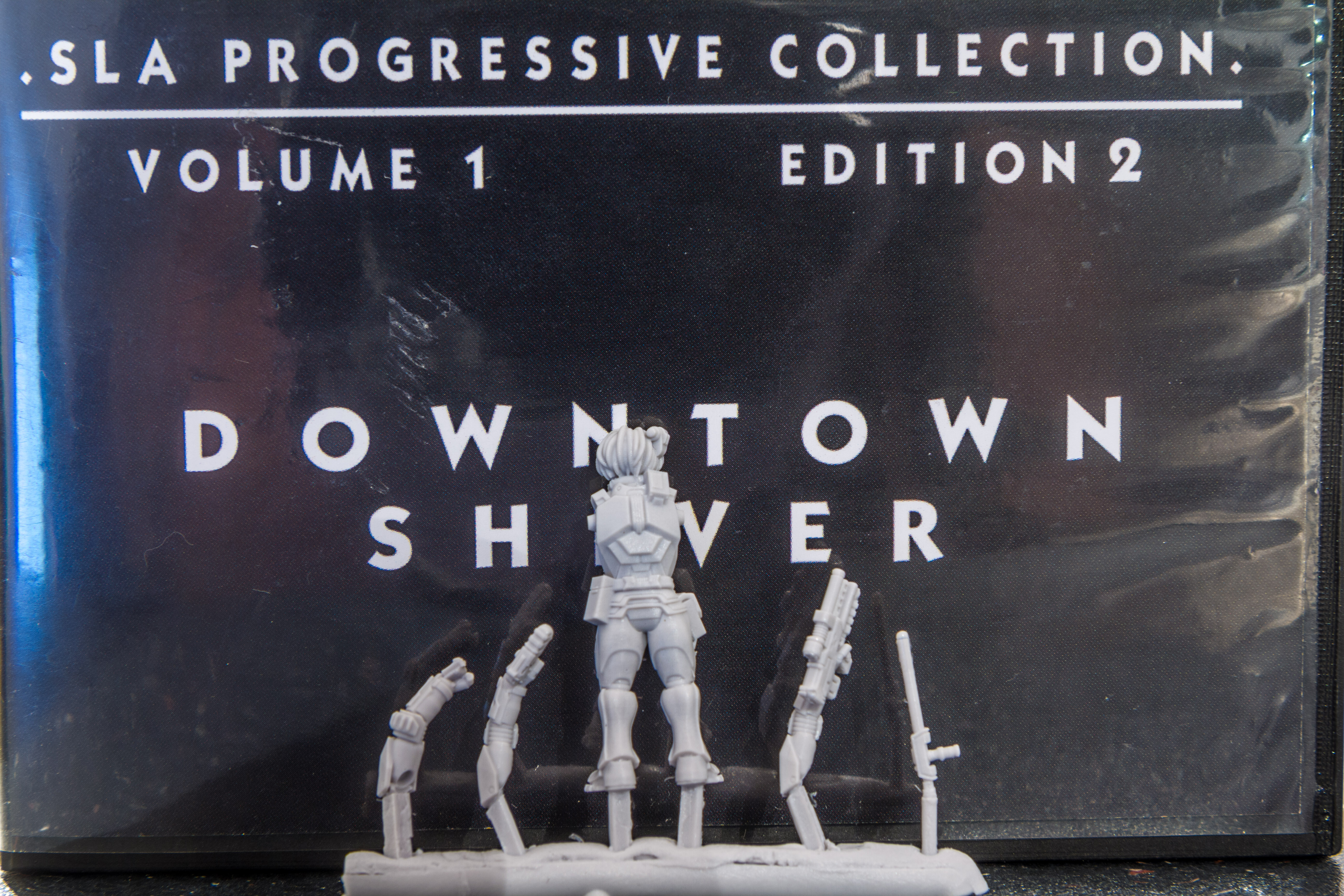 Downtown SHIVER Back