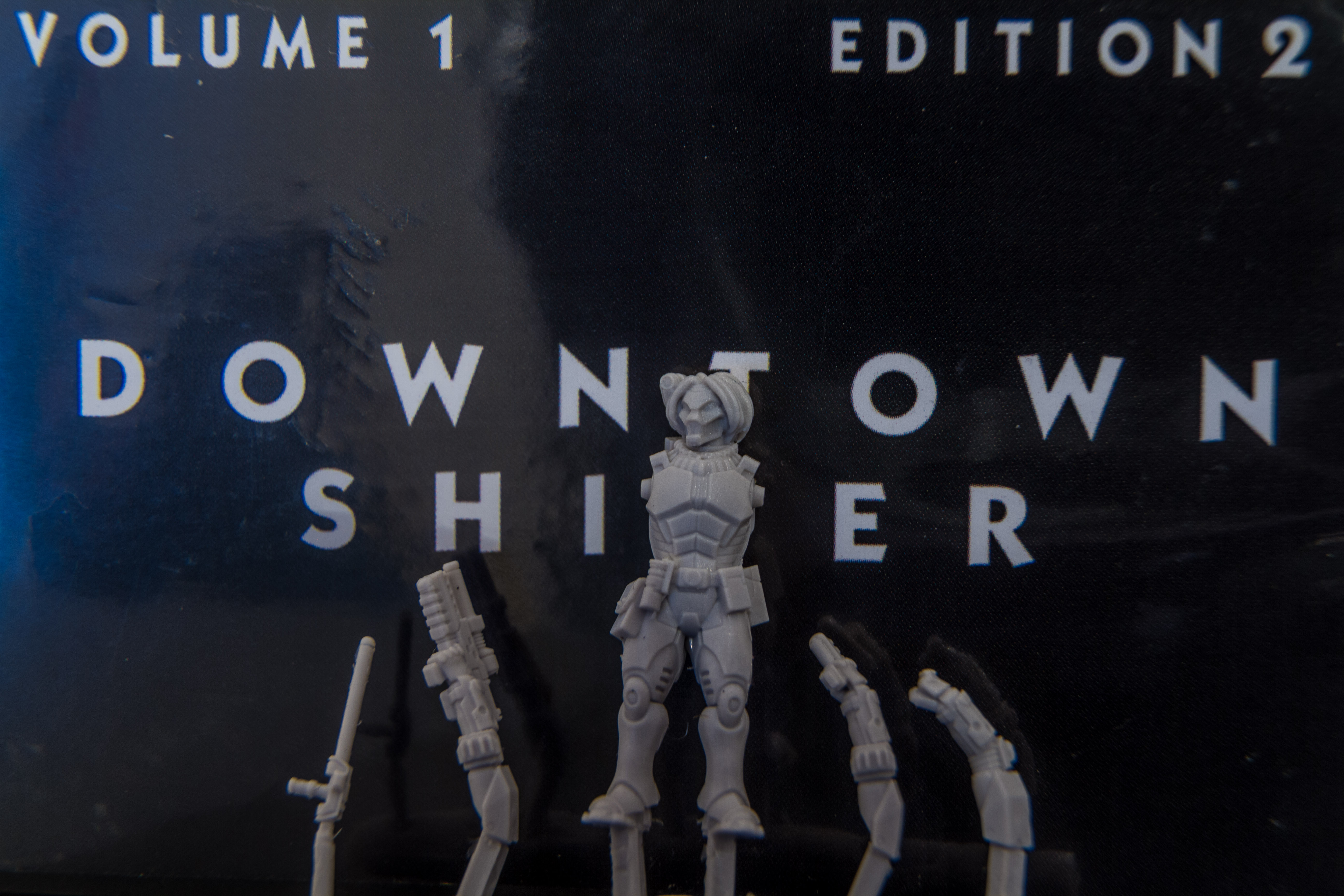 Downtown SHIVER Front
