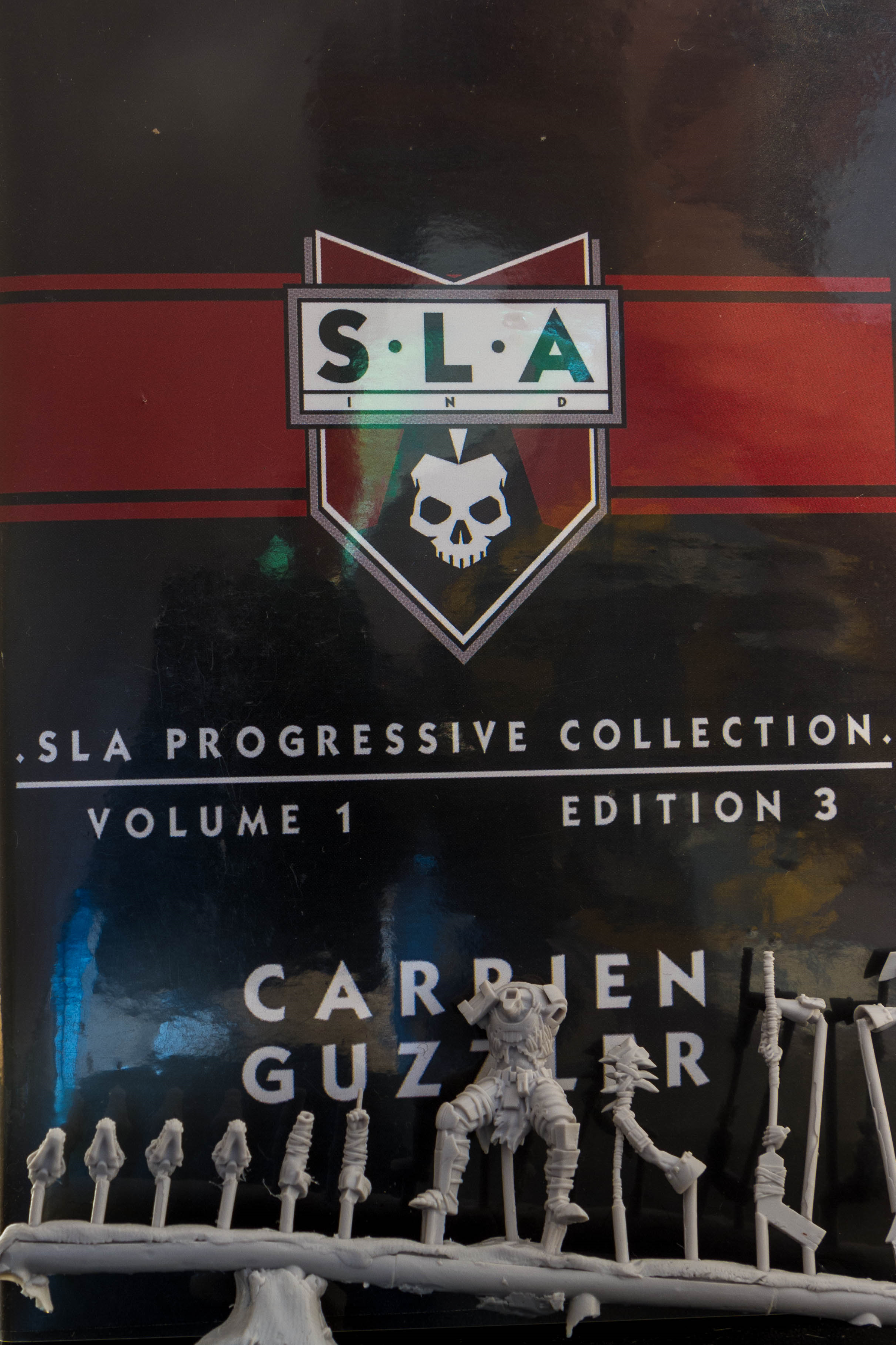 SLA Progressive Collection – Carrien Guzzler