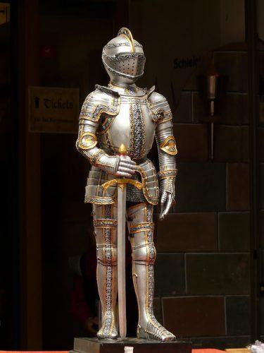 Armour of Assured Survival - an enchantment for D&D
