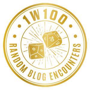 [German] 1W100 – Random Blog Encounters: d6ideas-Edition