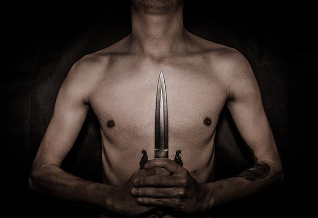 The Defacing Dagger – a unique focus for Shadowrun