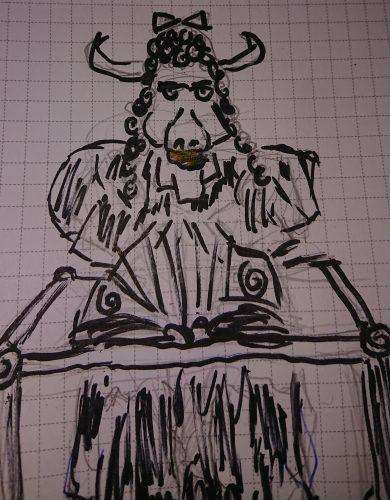 """<!--:de-->[Englisch] Minotaur - a """"monster"""" for Troika!<!--:--><!--:en-->Minotaur - a """"monster"""" for Troika!<!--:-->"""